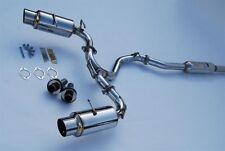 Invidia N1 Catback Exhaust+SS Tips FOR 13+ Subaru BRZ Scion FR-S/GT86 HS12SSTGTP