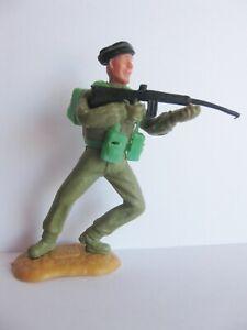 TIMPO-TOYS-BLACK-BERET-BERET-NOIR-WW2-WWII-ARMY-SOLDIER-WW-2-WW-II-3