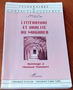 LITTERATURE-ET-ORALITE-AU-MAGHREB-Hommage-a-Mouloud-Mammeri-vol-15-16-de-1992