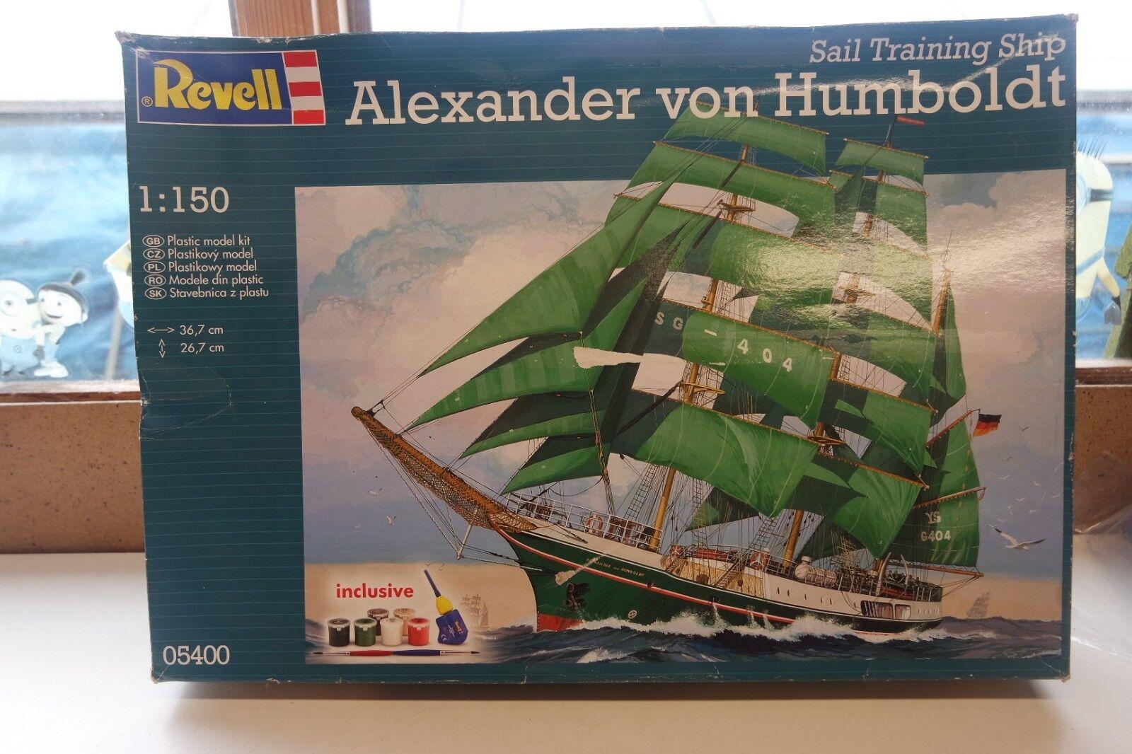 Revell 1 150  Alexander Von Humboldt