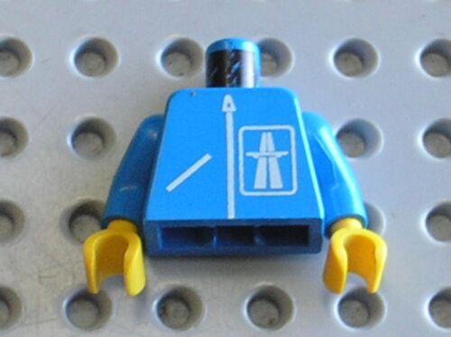 LEGO Buste Torso Minifig Ref 973p27 Set 6603 6521 6653 6481 6674 6393 1967 ...