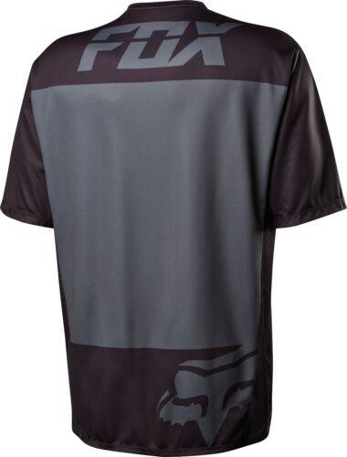 Fox Racing Covert s//s Jersey Black