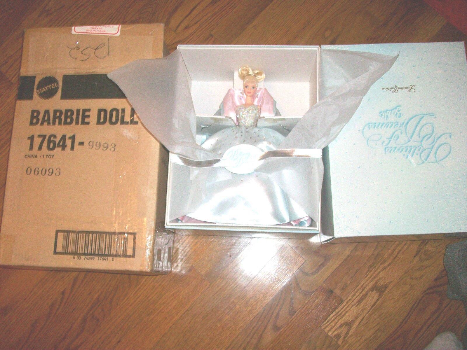 Miles de millones de Sueños Barbie 1995 Edición Limitada w shipper