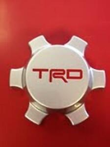 TRD WHEEL CENTER CAP TOYOTA FJ CRUISER(07-10) SET OF 4 (PT904-35070-CC)