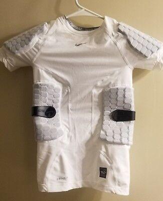 Salida Año Microprocesador  Nike Pro Combat compression shirt Dri Fit white padded Kids Brand New  S,M,L,XL   eBay
