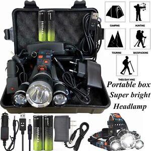 100000LM-T6-LED-Headlight-Headlamp-Head-Torch-18650-Flashlight-Torch-Work-Light