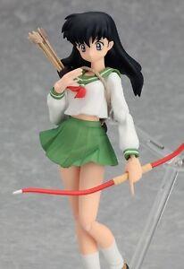 Inu-Yasha-Higurashi-Kagome-Figma-PVC-Action-Figure-Max-Factory-Figure-from-Japan