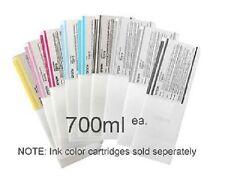 Tinten Patrone für Epson Stylus Pro 7700 7900 9700 9900 je 700ml PIGMENT INK