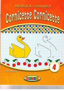 Disegna-e-colora-cornicette-Arancio-Salvadeos-Libro-nuovo-in-offerta