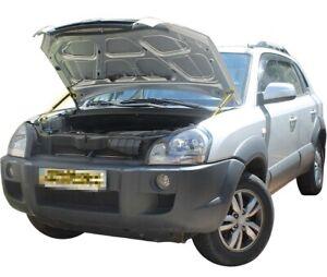 Ajuste-Hyundai-Tucson-2004-2008-Capo-Puntal-Amortiguador-Capo-Muelle-De-Gas-Kit-x2-soporta