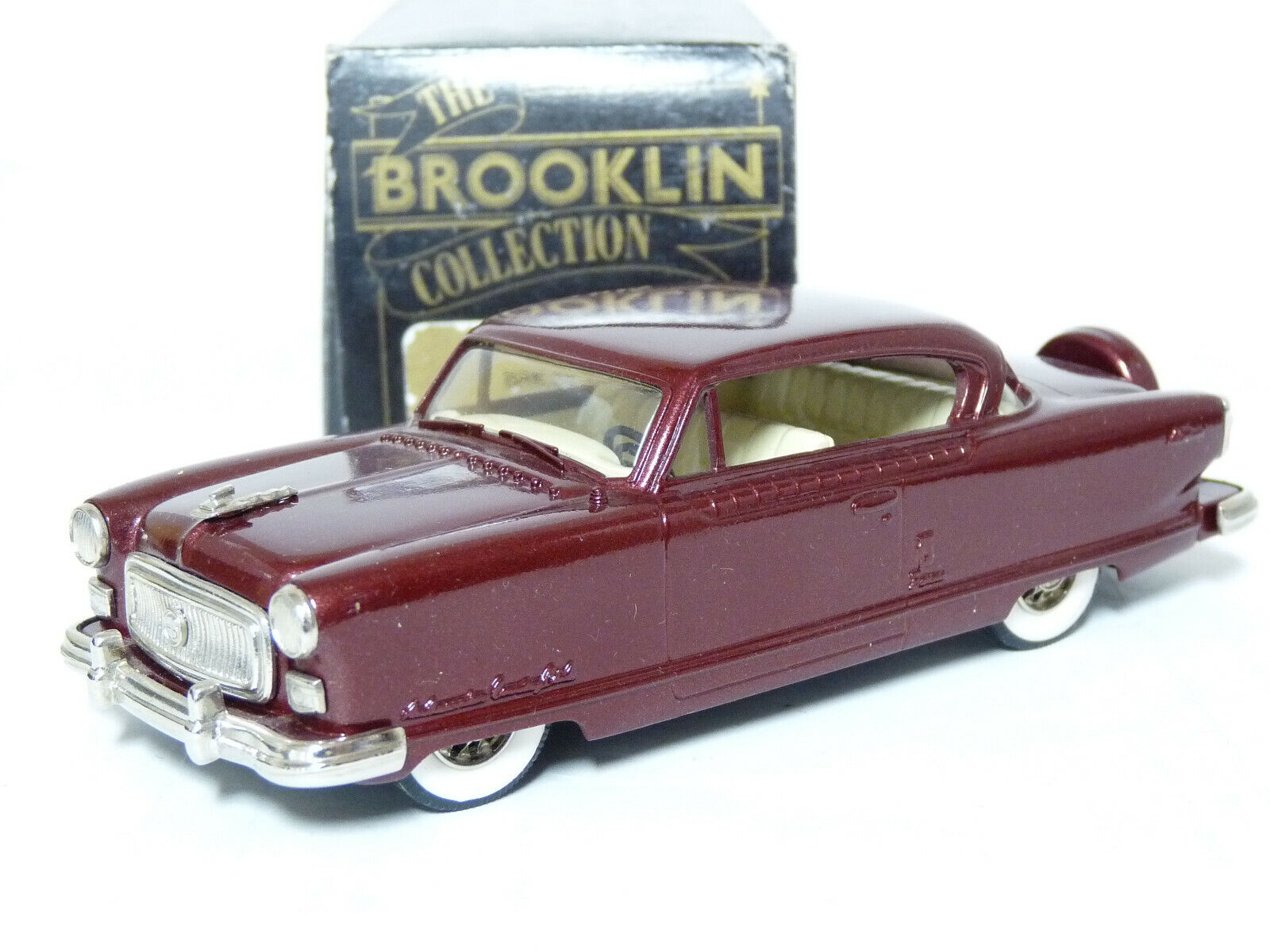 Brooklyn brk34 - 1   43 - 1954 Embajador Nash