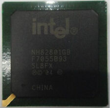 New original Intel BGA IC chipset NH82801GB SL8FX South Bridge Chip