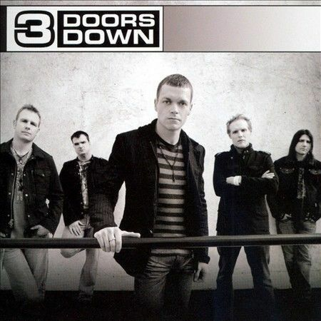 1 of 1 - 3 Doors Down by 3 Doors Down (CD, May-2008, Universal Republic)