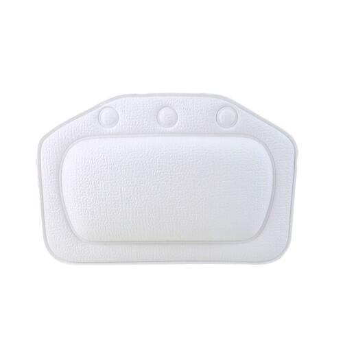 Premium Waterproof Bath Pillow Cushion with Non-Slip Suction Cups Bath Pillow