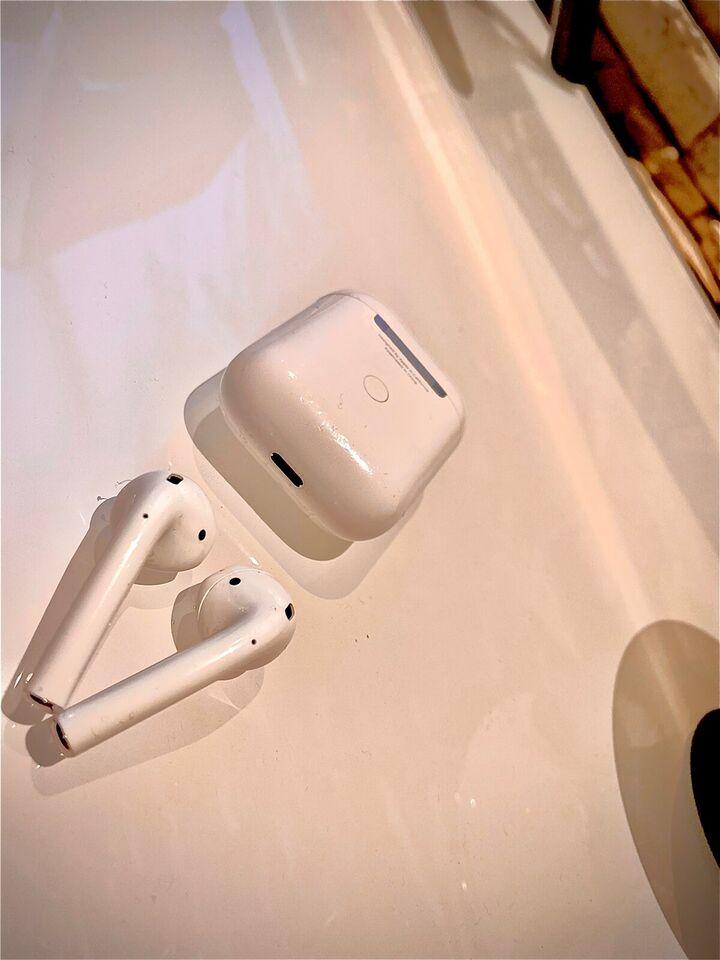 trådløse hovedtelefoner, Apple