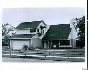 1984 Audubon Village Of Homestead Chestnut Model Home Architecture Photo 8X10