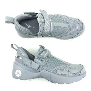 978c06c1acc0 Image is loading Air-Jordan-Trunner-LX-Low-Grey-White-Shoe-