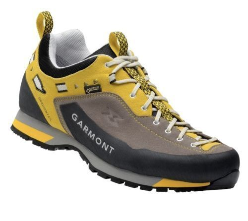 Garmont Dragontail LT GTX Gore-Tex Men's Approach shoes Anthracite Yellow