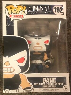FUNKO POP HEROES BATMAN THE ANIMATED SERIES 192 BANE VINYL FIGURE
