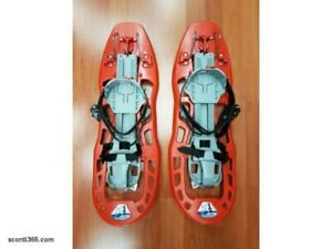 3F-Stampi-Racchette-Ciaspole-da-neve-Plus-Neveitaliana-Art-600-Rosso