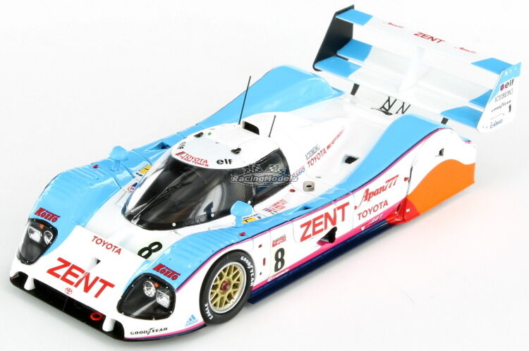 Toyota TS010 Le Mans 1992 1 43 - S2365