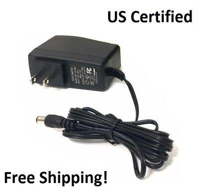12v Ac Power Adapter For Netgear Router Modem 12v 1a Ebay