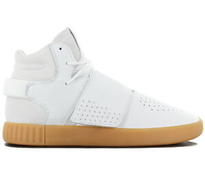 adidas Originals Tubular Invader Strap | Grau | Sneaker