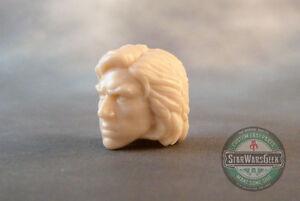 MH341-Custom-Cast-Kylo-Ren-unmasked-head-sculpt-use-w-3-75-034-Star-Wars-figures