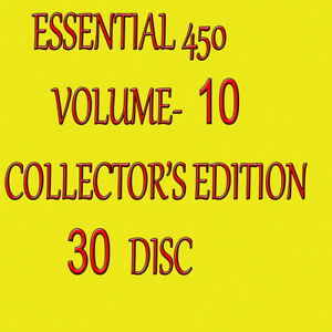 Karaoke CDG Essential 450 volume10 New Collection Disc in Sleeve 25 Disc set - Rancho Cucamonga, California, United States - Karaoke CDG Essential 450 volume10 New Collection Disc in Sleeve 25 Disc set - Rancho Cucamonga, California, United States