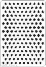 CRAFTS TOO EMBOSSING FOLDER CARDMAKING DIE MACHINE SMALL FLOWERS CTFD3022
