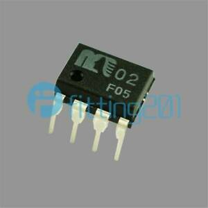 1pcs MUSES02 Audio Operational Amplifier IC DIP-8  new