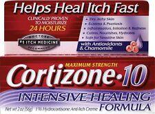 Cortizone-10 Creme Intensive Healing Formula 2 oz Each