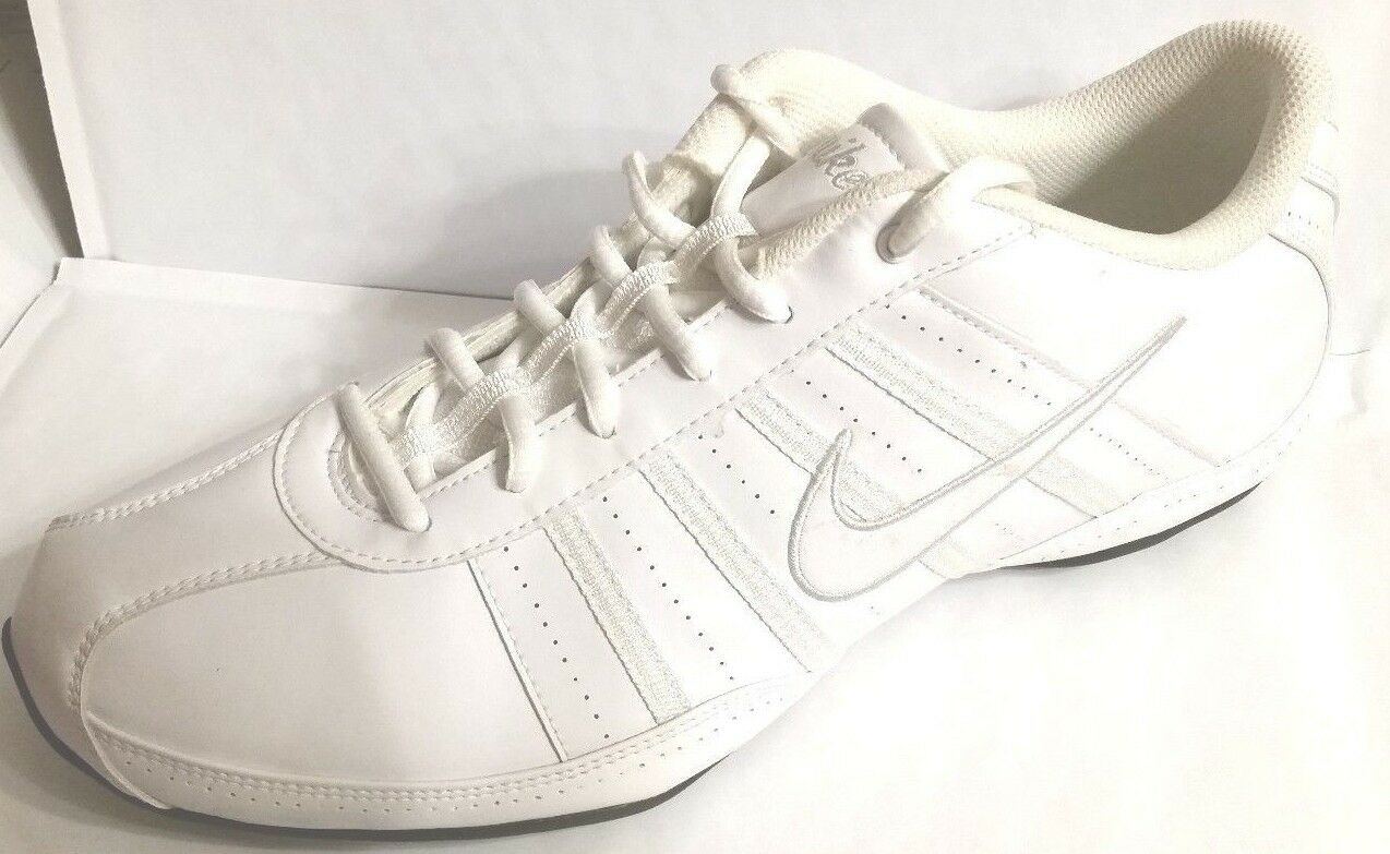 Men's White Nike Athletic Shoes Size 12 New