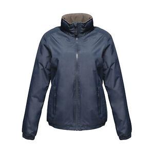 Regatta Professional Womens Dover Waterproof Windproof Jacket Coat
