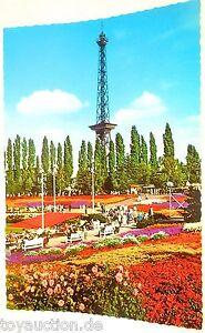 Tour-Radio-et-Jardin-D-039-Ete-Berlin-Carte-Postale-50er-60er-Annees-09-A