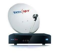 TATASKY HD WITH 1 MONTH FREE DHAMAAL MIX PACK WITH INSTALLATION & ACTIVATION