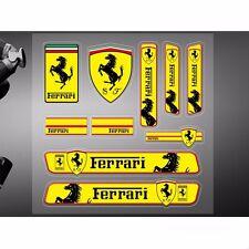 Car Sticker Logo Racing Motor Sports for Ferrari