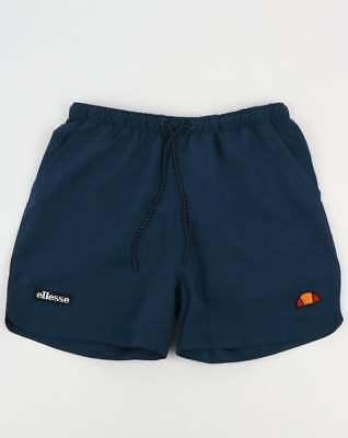Ellesse Verdo Swim Shorts In Navy Blue - Mesh Lined Swimmers, Beach Shorts Extrem Effizient In Der WäRmeerhaltung