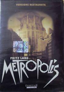 Metropolis-DVD-NEW-SEALED-Restored-Version