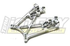 Integy T7824SILVER Alloy Front Shock Tower for Associated GT2