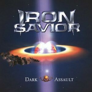 Iron-Savior-Dark-Assault-CD-2001-NEW-SEALED