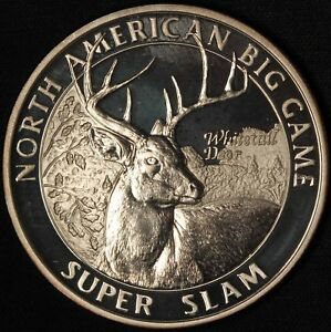 North American Hunting Club Super Slam 1 oz Round - Free Shipping USA