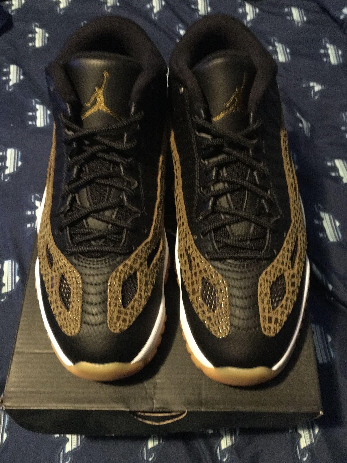 """082fa62b DS Air Jordan XI 11 Retro Low Men's 8 """"Croc"""" Size npmvla5795 ..."""