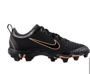 Nike Fast Flex Softball cleats Black