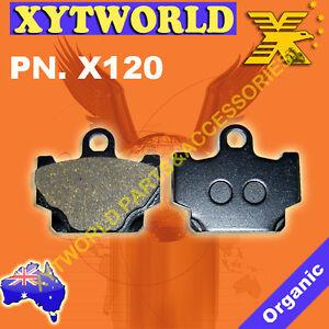 FRONT-Brake-Pads-YAMAHA-XT-600-1984-1985-1986