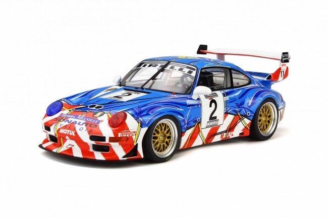 Porsche 911 (993) gt2 Sonauto ffsa GT  nuevo  gt Spirit gt741  1 18