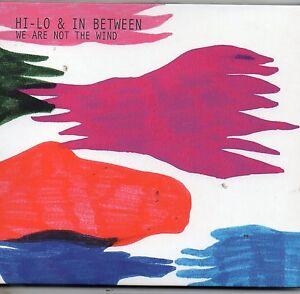Hi-Lo-In-Between-We-Are-Not-the-Wind-2012-Digipak-CD-Album