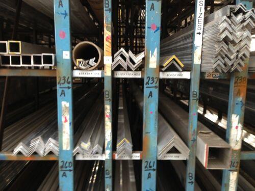 "Alloy 6061 Aluminum Angle 3/"" x 3/"" x .250/"" x 48/"""