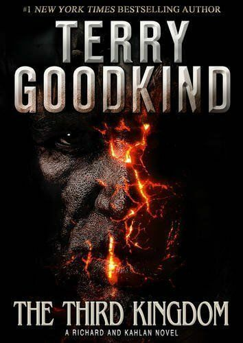 Goodkind, Terry, The Third Kingdom (A Richard and Kahlan novel), Very Good Book
