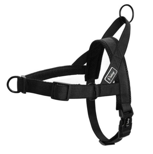 No Pull Dog Harness Quick Fit Nylon Harnesses For Small Medium Large Dogs